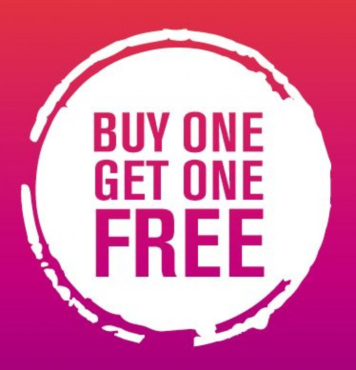 Another Buy One Get One Free from Hoya! - Harris Rundle
